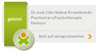 Siegel von Dr. med. Udo Helmut Krzemkowski