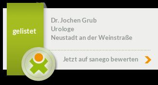 Siegel von Dr. Jochen Grub