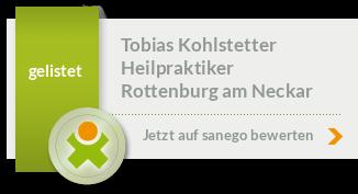Siegel von Tobias Kohlstetter