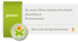 Siegel von Dr. med. Oliver Herden-Kirchhoff