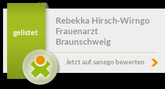 Siegel von Rebekka Hirsch-Wirngo