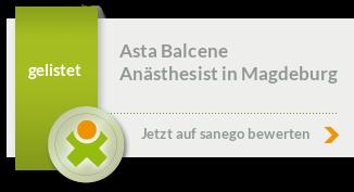 Siegel von Asta Balcene