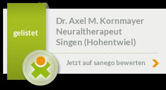 Siegel von Dr. Axel M. Kornmayer