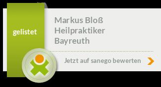 Siegel von Markus Bloß