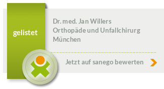 Siegel von Dr. med. Jan Willers