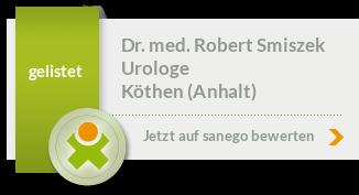 Siegel von Dr. med. Robert Smiszek
