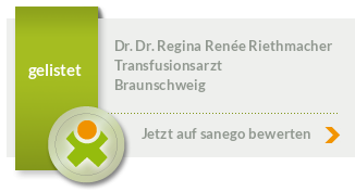 Siegel von Dr. Dr. Regina Renée Riethmacher